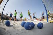 U16 Nationalmannschaft Beach Handball