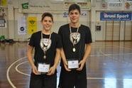 3. Platz bei U16 Italienmeisterschaft
