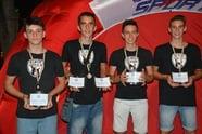 3. Platz bei Italienmeisterschaft der U14