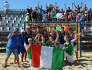 Bronze bei Beach Europameisterschaft