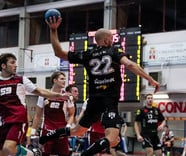 A1 Handball Meran Alperia besiegt Cassano Magnago