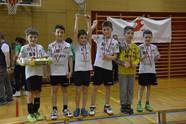 U10 Buben gewinnt VSS Turnier in Algund