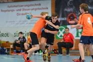 U16 VSS Landesmeister und Vize-Landesmeister