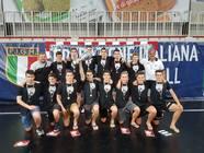 U18 Vize-Italienmeister