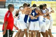 Zwei Meraner Handball sind Vize-Weltmeister im Beachhandball