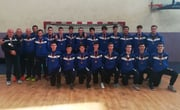 Nationalmannschaft U18-Flensburg Akademie-Handball Camp