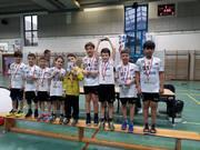 U9 gewinnt das VSS Turnier in Bozen