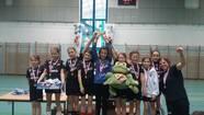 Meraner Mädchen gewinnen U11 Turnier in Bozen