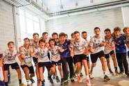 U15 holt sich die Bronzemedaille bei der Italienmeisterschaft
