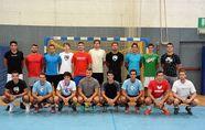 Trainingsbeginn A1 Mannschaft