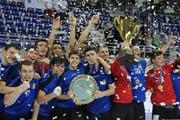 U18 Nationalmannschaft gewinnt EHF Championship