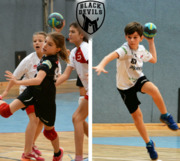 Start mit Mini-Handball