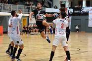 Handball Meran Alperia holt einen Punkt in Triest