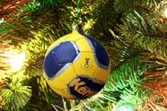 Handball Meran am Meraner Weihnachtsmarkt