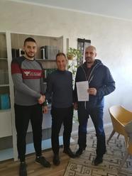 Pavlovic ersetzt Suhonic