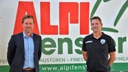 Sponsorvertrag mit Alpi Fenster verlängert