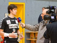 Handball auf Rai Sport