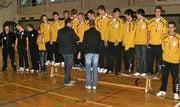 VSS U18 Turnier in Eppan (16.10.2011)