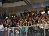 A1 - Spitzenspiel gegen Ferrara